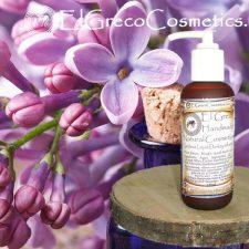 Lilac Liquid Donkey milk Soap